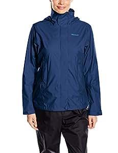 Marmot Women's PreCip Jacket: Shell (ArcticNavy, XSmall)