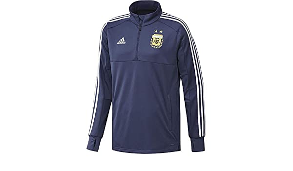 Amazon.com : adidas 2018-2019 Argentina Training Top (Raw Purple) : Sports & Outdoors