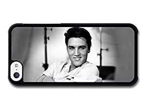 Elvis Presley Smile Portrait case for iPhone 4/4s A1107