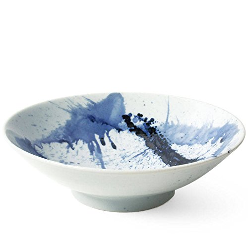Blue Sumi Bowl MIYA J2758