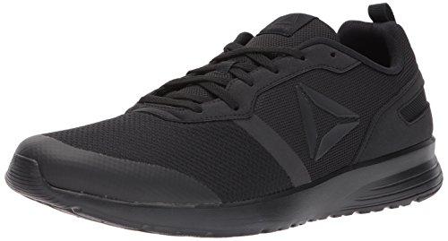 Reebok Coal Men's Running Foster Flyer Shoe Black axfvaRwq