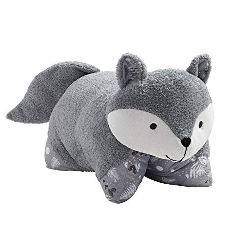 Pillow Pets Naturally Comfy Fox Stuffed Animal Plush Toy (Pets Pillow Mini)