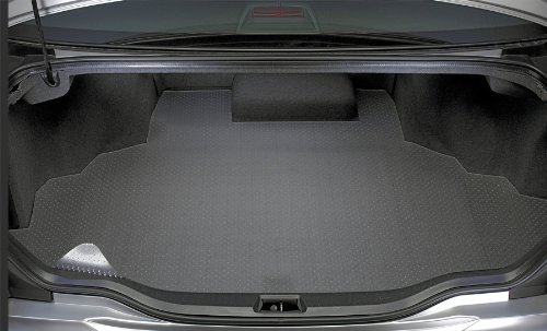 Jaguar XF Lloyd Mats Custom-Fit Protector Floor Mats Trunk Area - (2008 08 2009 09 2010 10 2011 11 2012 12 ) by Lloyd Mats