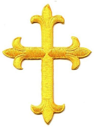Cross - Yellow - 4