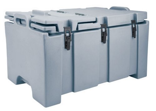 - Cambro (100MPCHL401) Top-Load Food Pan Carrier - Camcarrier 100 Series