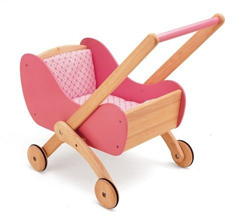 Wooden Baby Stroller Plans - 6