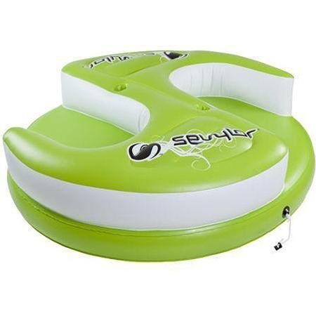 Sevylor Lounge Island FLOATIE,INFLATABLE  FREE SHIPPING
