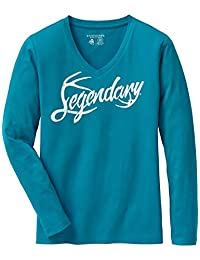 Legendary Whitetails Women's Lazy Day Lounge Top