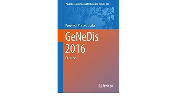 GeNeDis 2014: Geriatrics