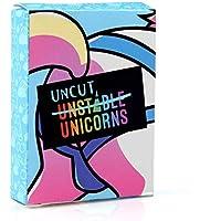 لعبة بطاقات يونيكورنز غير المستقرة ان اس اف دبليو ممتعة للحفلات للبالغين، حزمة اكسبانشن