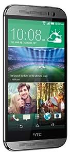 HTC One M8 Unlocked International Version - 16GB - grey [No Warranty] International version no warranty