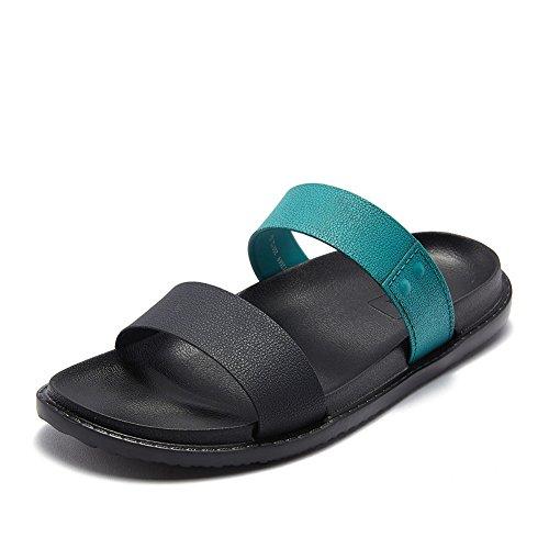 la sandalia aire al la verano de de tobillo 44 38 libre zapatillas la Color Tamaño tamaño del del playa Rojo correa del hombre deslizador del de de Azul 38 multicolor zapatillas hombre Sandalias 0xY5wPqP