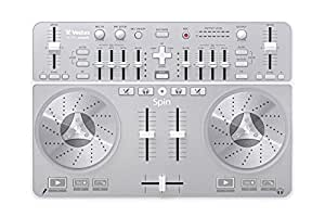 Vestax Spin USB MIDI/AUDIO DJ Controller for Mac computers