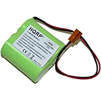 HQRP 6V Battery for Cutler Hammer BR-CCF2TH BR-2/3A BR-AGF2W BR-C(2) BR-CCF2TE CNC PLC + HQRP Coaster