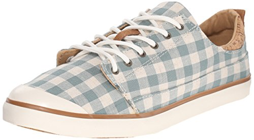 Reef Fashion Women's Sneaker Girls Walled White PrYfPq