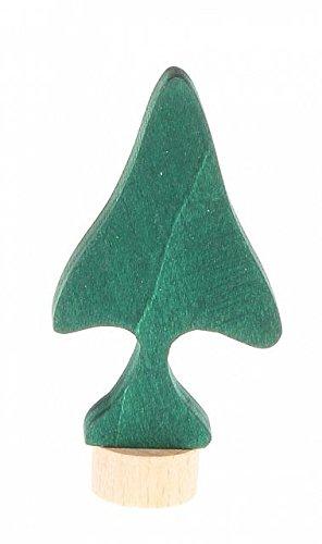 Grimms 03550 Deco Fir Tree Green