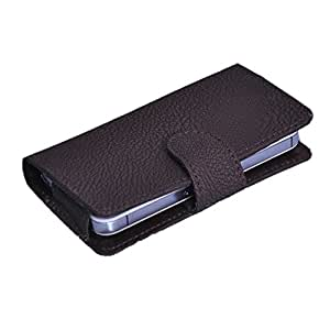 StylE ViSioN Pu Leather Pouch for Lava Iris 400Q
