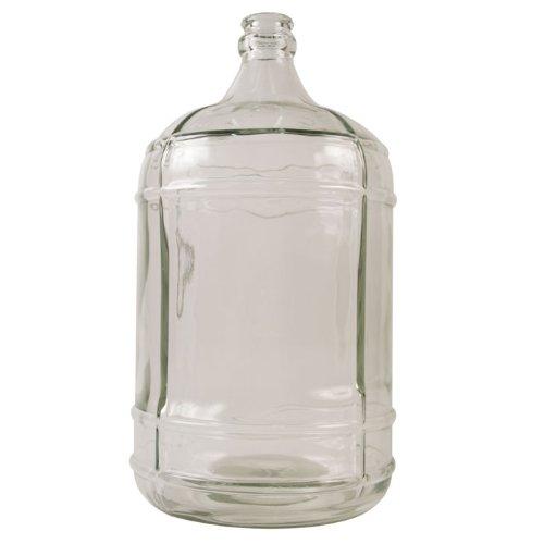 5 gallon clear water jug - 8