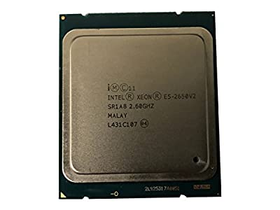 INTEL XEON 8 CORE CPU E5-2650 V2 20M CACHE 2.60 GHZ SR1A8 (Certified Refurbished)