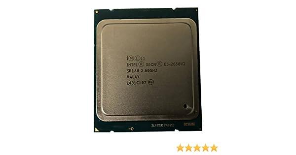 8Cores 2.60 GHz 8 GT//s QPI Processor SR1A8 E5-2650V2 Intel Xeon 20M Cache