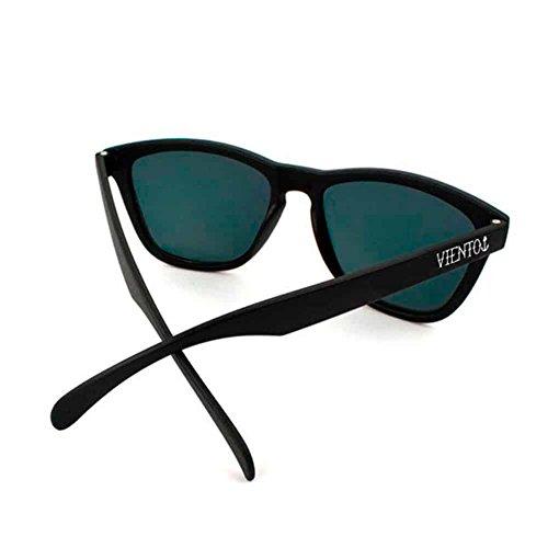 Sol Beach VIENTO Negro Unisex de Gafas WqfSCS1wA