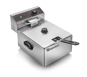 Cuisinairre Single Stainless Steel Deep Fryer – 6 Liter
