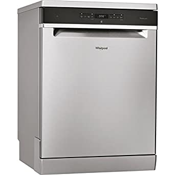 Whirlpool Supreme Clean WFO 3T323 6P X UK Dishwasher - Stainless ...