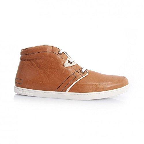 Slazenger - Zapatillas para hombre marrón marrón