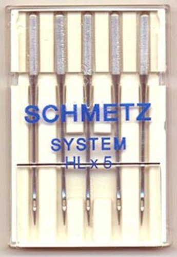 Schmetz HLX5 High Speed Home Quilting Machine Needles - 5/Pa