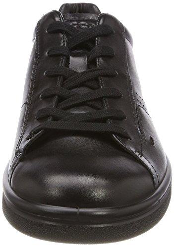 Homme Ecco Noir Basses Black Sneakers Kallum Ozqzw7Pt