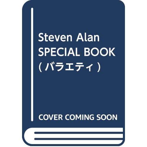 Steven Alan BIG BAG BOOK 画像 A