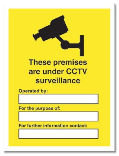 Stewart Superior FB073 - Cartel de zona videovigilada (PVC ...