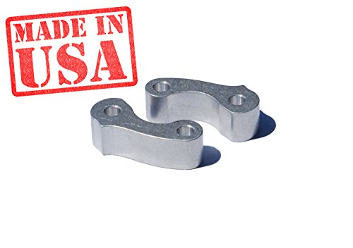 Billet Aluminum Latch Pivot for First Gen Tacoma Tundra Rear Quarter Window (Pair) (Look Rear Window)