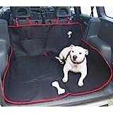 144x170cm ~ Dog Pet Travel//Car Boot Sales//Muddy Boots /& Hi Vis Pet Straps Playful Pets Waterproof Car Boot Liner Mat Protector