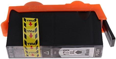 Cartucho de Tinta 178XL Parte Recambio Accesorios de Teléfono ...