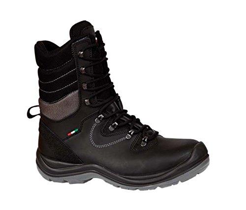 Giasco stivali Montana S3, taglia 41, 1pezzo, colore: nero, hr096l41