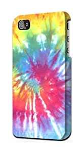 S1697 Tie Dye Colorful Graphic Printed Case Cover For IPHONE 5C