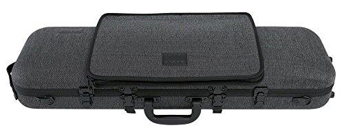 Gewa Violin Case Bio I S - with music pocket and side handle 4/4 grey/black