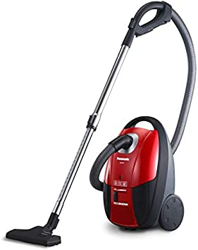 Panasonic MC CG711R747 Canister Vacuum Cleaner, Red