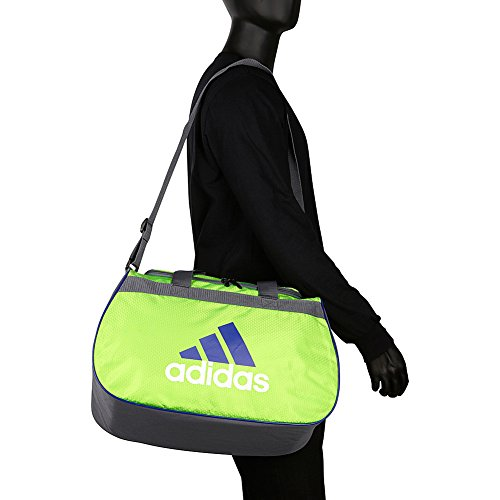 91f79f184e adidas Diablo Small Duffel Limited Edition Colors- Exclusive (Dark  Onix Black)  Amazon.ca  Sports   Outdoors