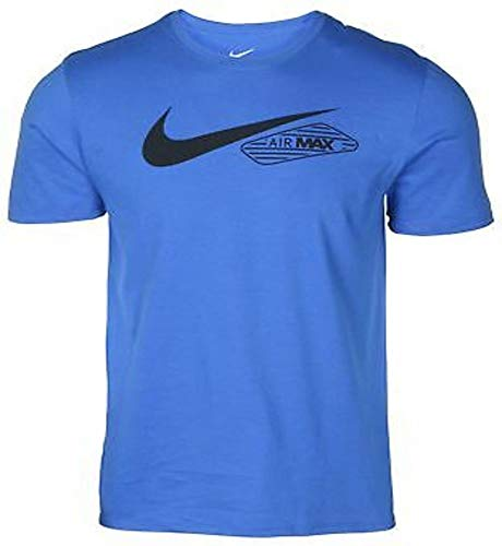 Nike Limited Edition Air Max Tee Swoosh Athletic Cut Size ()