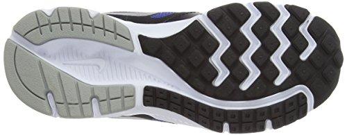 Nike Kids Downshifter 6 (gs / Ps) Scarpe Da Corsa Gioco Royal / Metallic Silver / White / Black