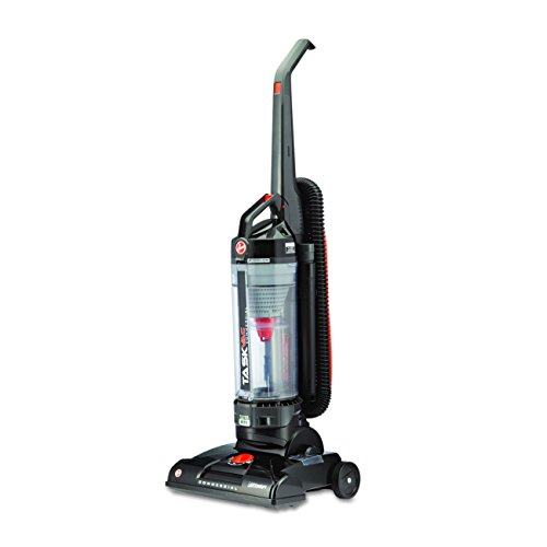 - Hoover Commercial CH53010 TaskVac Bagless Lightweight Upright Vacuum, 13-Inch