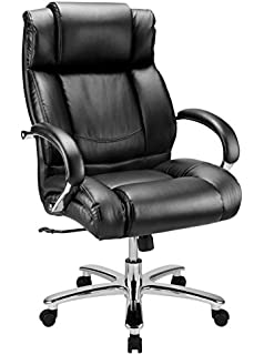 Amazing WorkPro 15000 Series Big Tall High Back Chair, Black/Silver