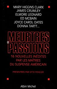 Book's Cover ofMeurtres et passions