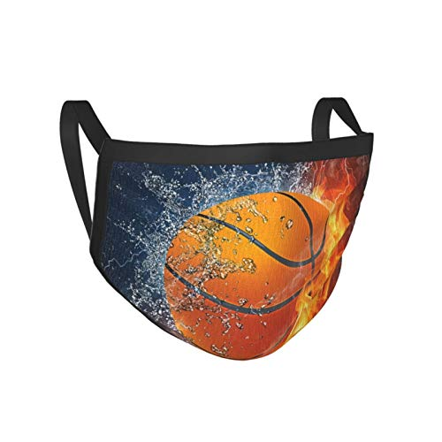 Washable Cloth Face Mask Reusable Dust Proof Cloth Face Mask for Women Men Fabric Mask – Sports Basketball Face Mask…