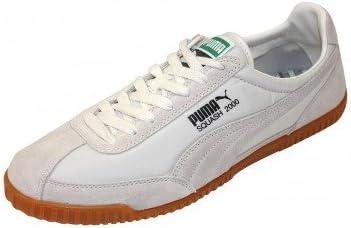 Puma Squash 2000 Shoes - White/White