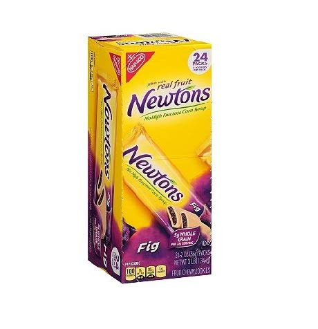 Nabisco Newtons Fig Chewy Cookies (2 oz., 24 pk.) (pack of 2)