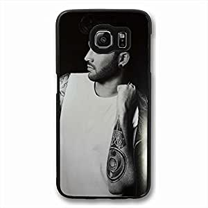 adam lambert Phone Mobile Hard Plastic Cover Case For Samsung Galaxy S6 Suitable For Women