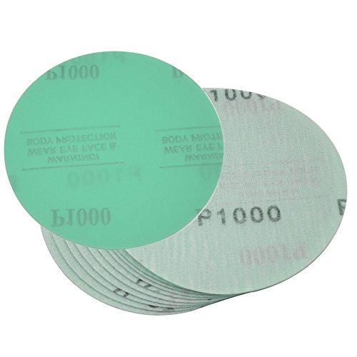 1000 grit sandpaper disc - 7